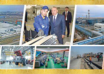 30-летие независимости Казахстана: диверсификация экономики – ключ к успеху 9