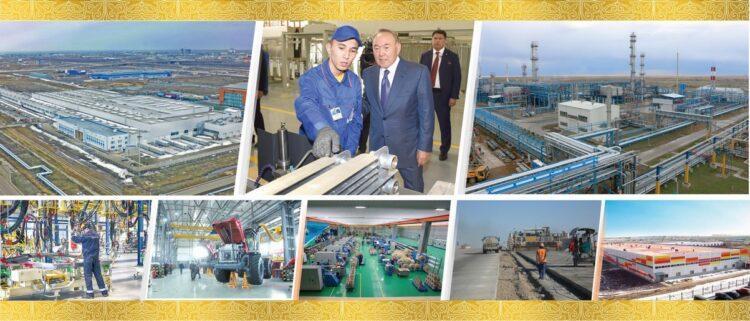30-летие независимости Казахстана: диверсификация экономики – ключ к успеху 1
