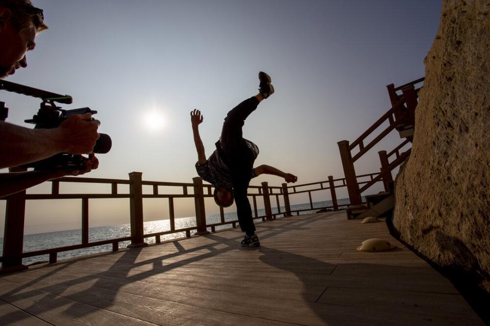 Карагандинецв танце показал всю природу Казахстана, не потратив ни одного миллиона бюджетных денег 1