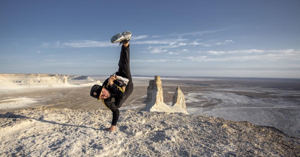 Карагандинецв танце показал всю природу Казахстана, не потратив ни одного миллиона бюджетных денег 2