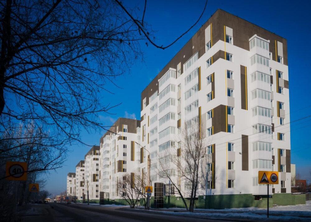 В Нур-Султане на льготных условиях выдадут 10 тысяч квартир 1