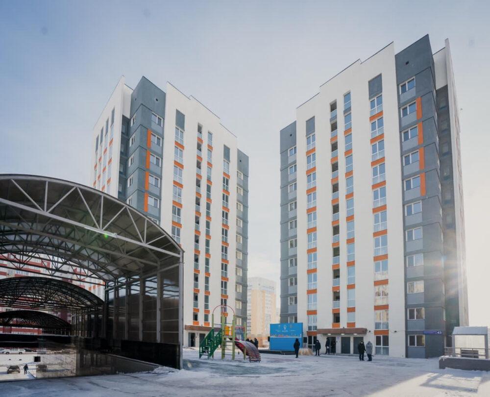 В Нур-Султане на льготных условиях выдадут 10 тысяч квартир 2