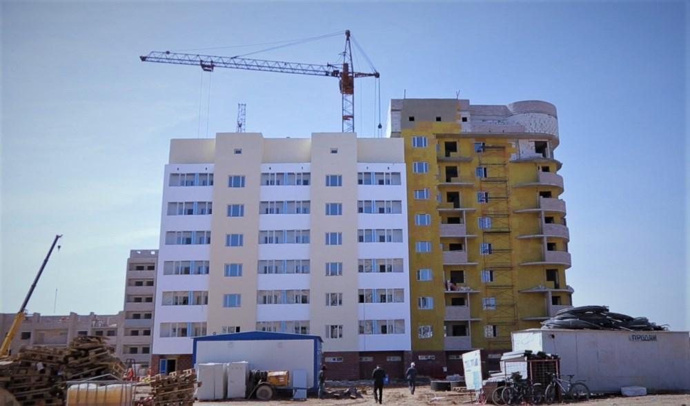 Семи тысячам жителей Нур-Султана выдали квартиры 3