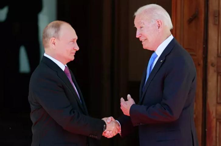 Войны не будет: как прошла долгожданная и историческая встреча Путина и Байдена 1