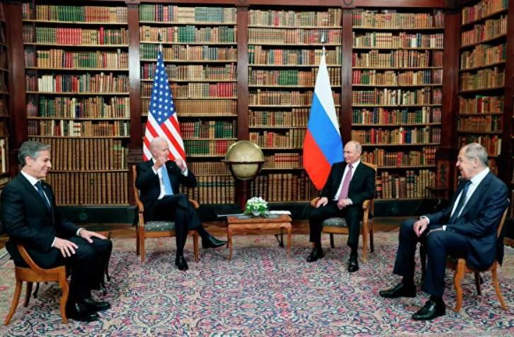 Войны не будет: как прошла долгожданная и историческая встреча Путина и Байдена 2