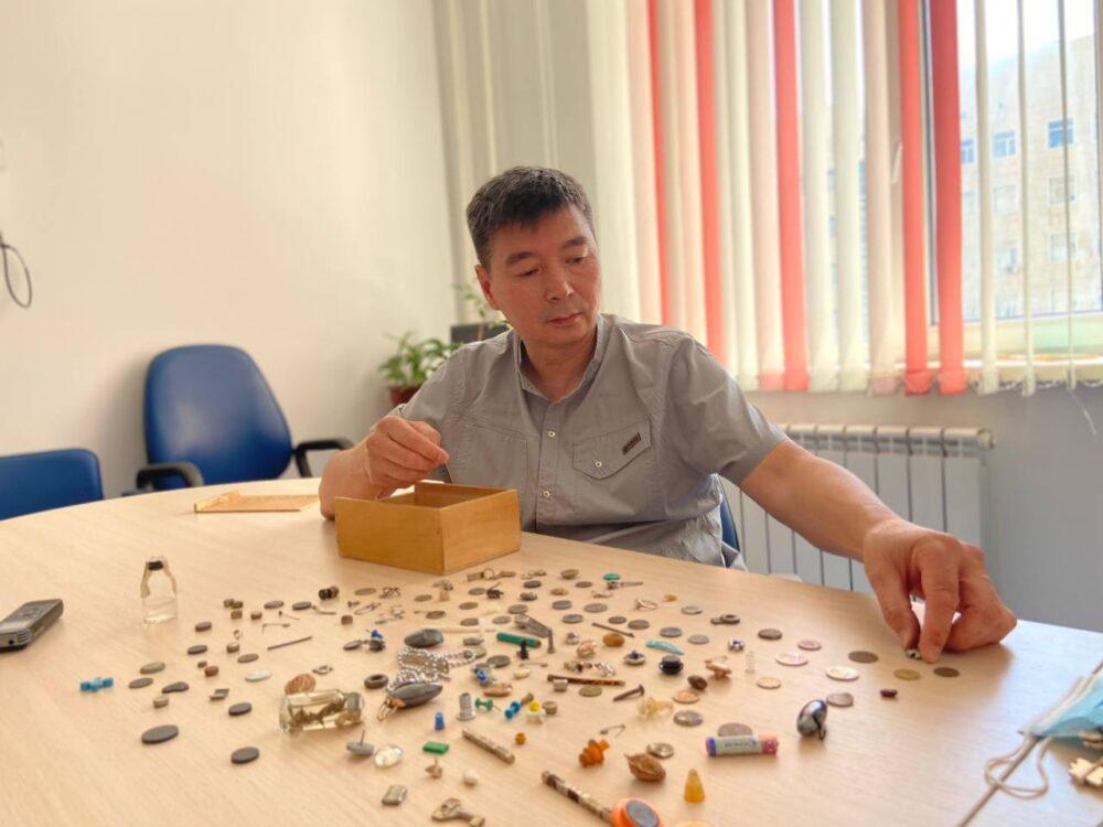 От монет до бриллиантов: что чаще всего проглатывают казахстанские дети 2