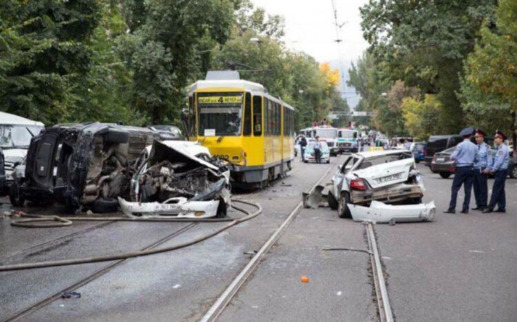 Трамвайное депо в Алматы пришлось закрыть, чтобы не допустить трагедии 1