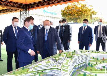Шымкент в годы Независимости РК: экономический рывок третьего мегаполиса 4