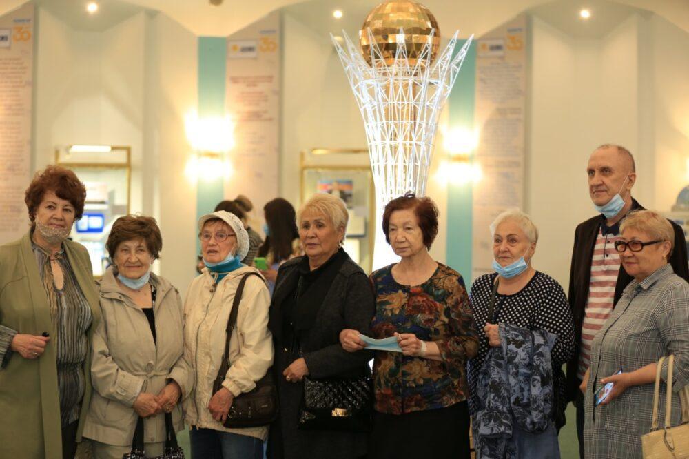 В Нур-Султане стартовал проект Казахстанский путь