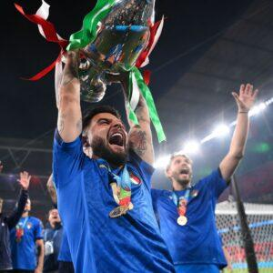 Евро-2020: сборная Италии в финале обыграла команду Англии по пенальти 1