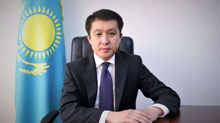 Назначен новый вице-министр индустрии и инфраструктурного развития РК 1