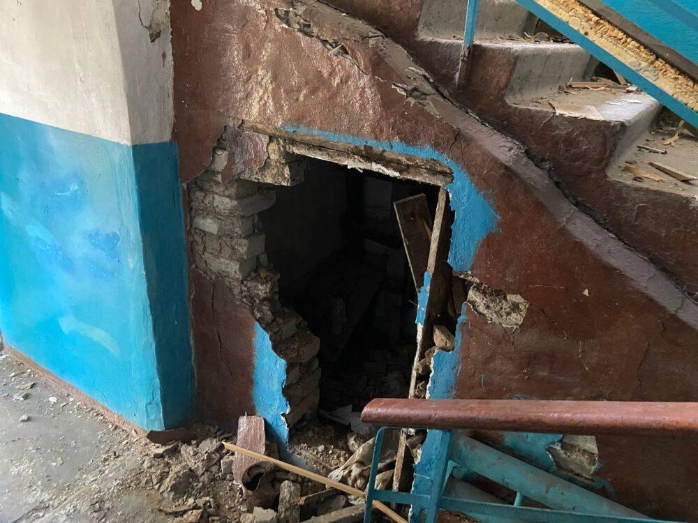 Десятки семей остались без крова после взрыва газа в Нур-Султане 1