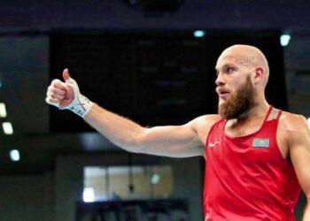 Казахстанский боксер Василий Левит прокомментировал свое поражение на Олимпиаде 2