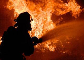 Семья погибла при пожаре в Риддере 1