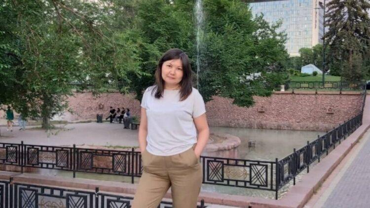 Пропавшая в горах Алматы туристка в тяжелом состоянии 1