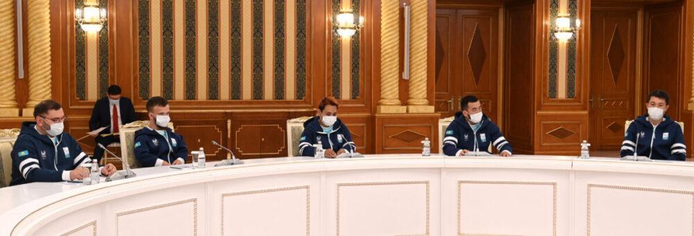 Токаев: Каждый из наших паралимпийцев уже победитель