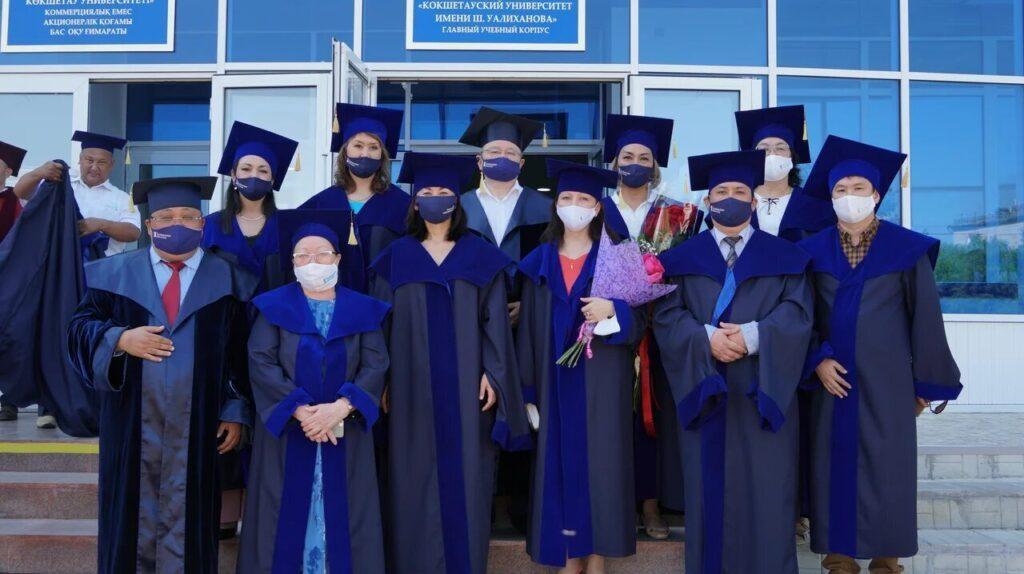 В Ualikhanov University состоялось торжественная церемония вручения дипломов 3