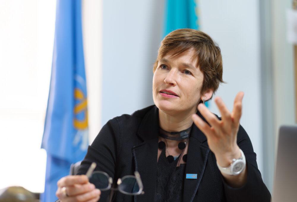 Эксперт рассказала казахстанцам, защищают ли вакцины от индийского штамма коронавируса