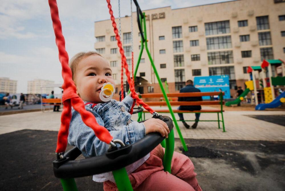 Новоселье в День столицы отмечают 400 семей в Нур-Султане 4