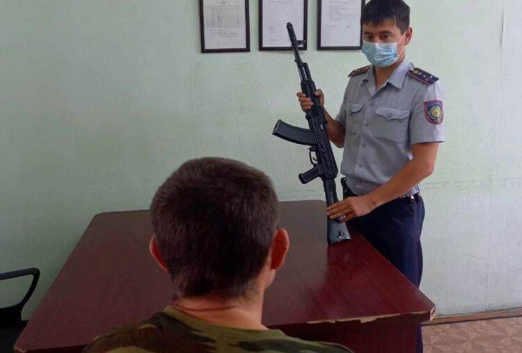 Фото: пресс-служба ДП Костанайской области
