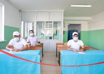Сельская молодежь принимает активное участие на выборах в Туркестанской области 6