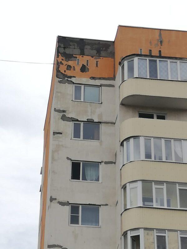 Всем подъездом воду черпали: новые дома Усть-Каменогорска разваливаются из-за дождей 2