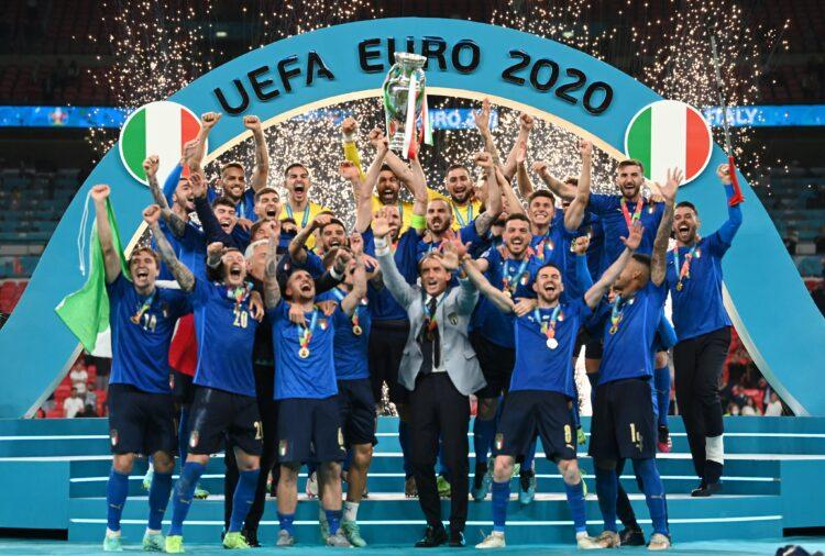 Фото из аккаунта Euro2020 в Twitter
