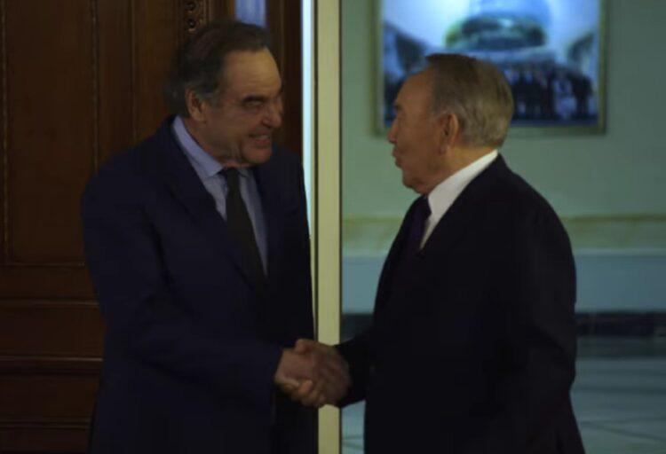 Оливер Стоун представил трейлер фильма о Казахстане и Назарбаеве 1