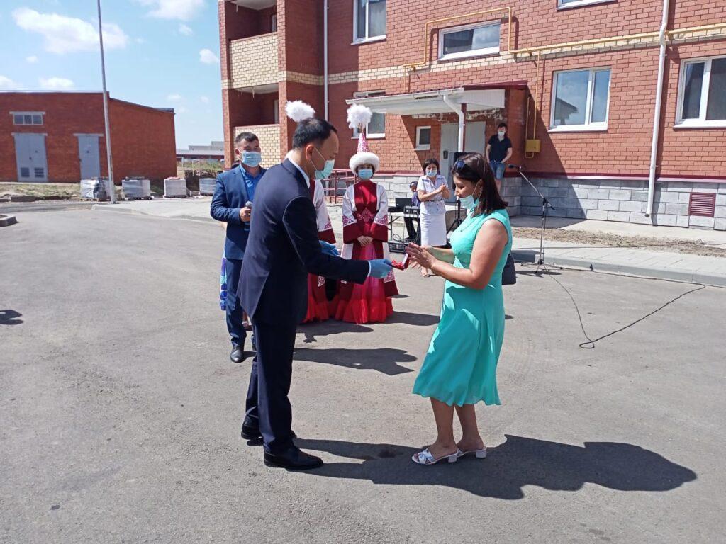 Новоселье – в канун Дня столицы 1