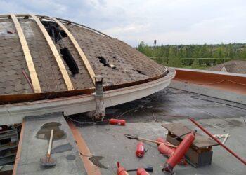 В курортном отеле Алматинской области произошел крупный пожар 3