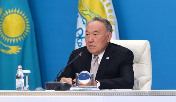 Великие страны должны чувствовать ответственность перед планетой - Назарбаев 1