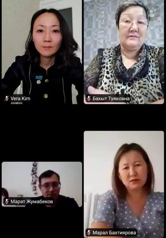 Кандидат в сельские акимы встретился с педагогами Павлодарской области 4