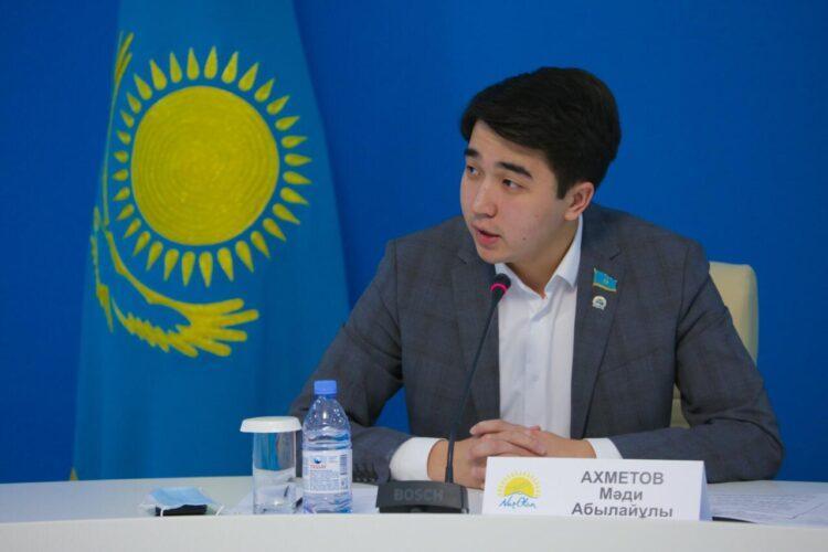 Мади Ахметов: «Выборы сельских акимов - политический опыт для молодежи» 1