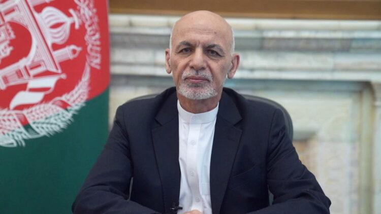Президент Афганистана улетел в Таджикистан 1
