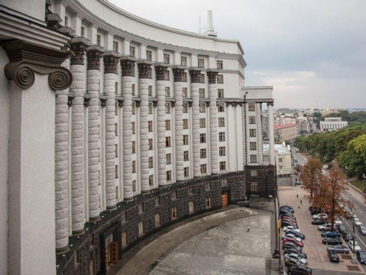 В Украине мужчина с гранатой пытался захватить кабинет министров 1