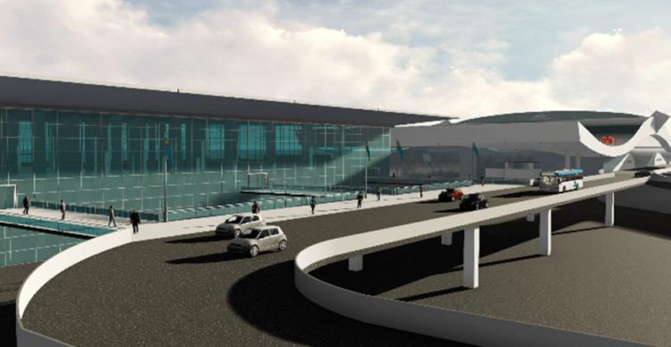 Фото: пресс-служба Международного аэропорта Алматы