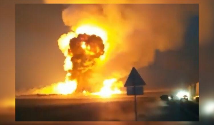 Взрывы в Жамбылской области: четверо военнослужащих погибли 1