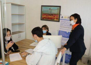 Юридическую консультацию для алматинцев провели нуротановцы совместно с ANTIKOR 3