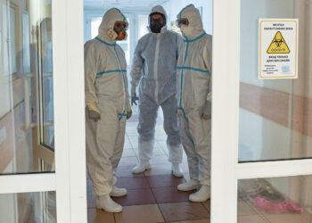Две области покинули «желтую» зону в матрице оценки эпидситуации в Казахстане 1