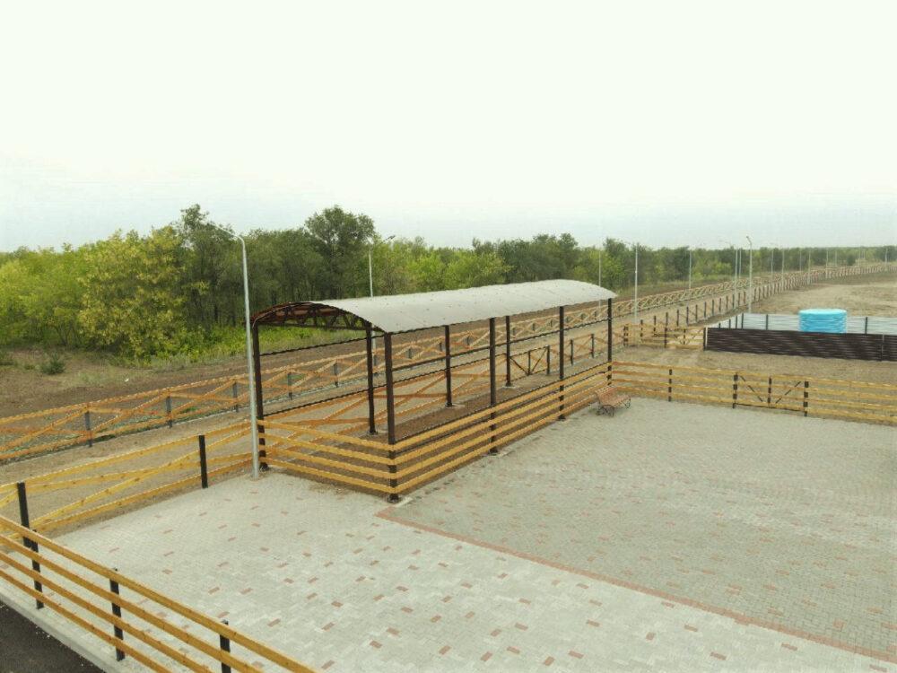 Центр верховой езды открыли в Нур-Султане