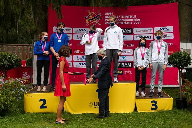 Казахстанцы завоевали 21 медаль на Чемпионате Мира по биатл и триатл 10