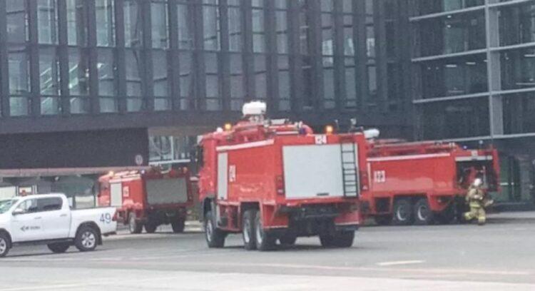 Пресс-служба аэропорта Нурсултан Назарбаев.
