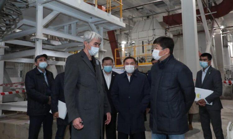 Школы, вода, рабочие места: Байбек проверил исполнение обещаний Nur Otan в Акмолинской области 1