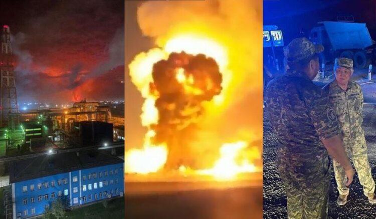Взрывы в Жамбылской области: по 20 миллионов тенге получат семьи погибших спасателей 1
