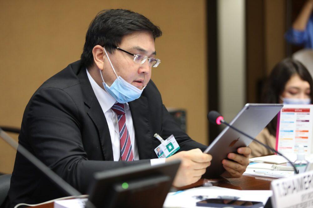 Казахстан выступил на международной конференции по Семипалатинскому ядерному полигону