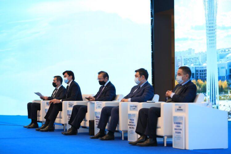 В Нур-Султане прошла международная научно-практическая конференция «Независимость и Елбасы: новая история созидания» 1