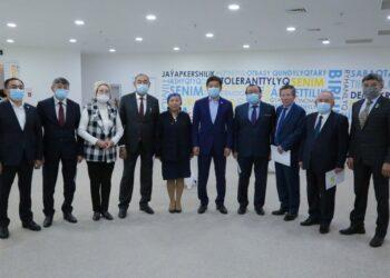 Nur Otan и Союз писателей Казахстана организуют конкурс «Ұлы дала» 3