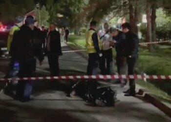 Житель Уральска умер в уличной драке 2