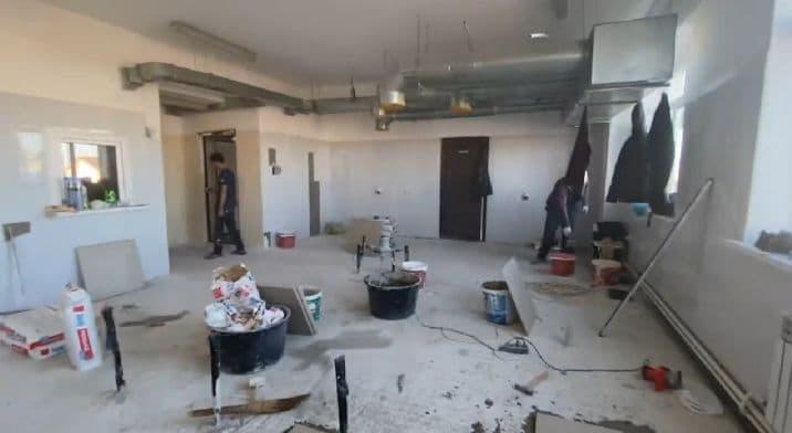 Новая школа за два миллиарда тенге разрушается в Алматинской области