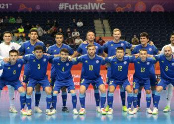 Казахстан проиграл Португалии и не вышел в финал чемпионата мира по футзалу 1